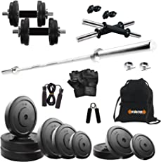 Kore K-20kg Combo DD9 Home Gym