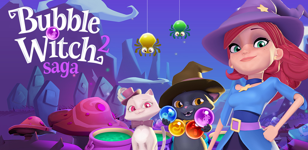 Bubble Witch 2 Saga: Amazon.fr: Appstore pour Android