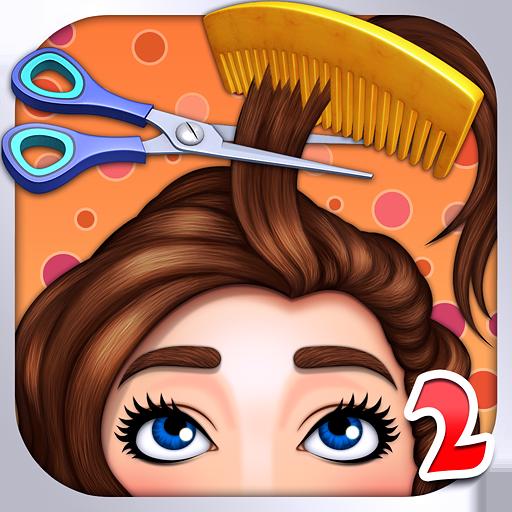 hair salon spiele