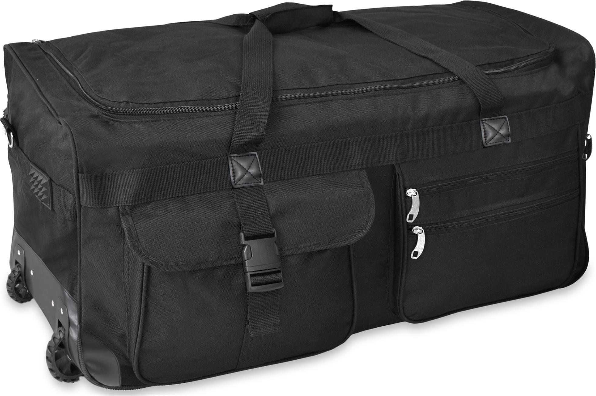 GearUp-Extra-groer-Trolley-Reisekoffer-Reisetasche-80-100-120-oder-150-Liter-whlbar