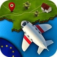 GeoFlug Europa: Spaß am Lernen der europäischen Geografie