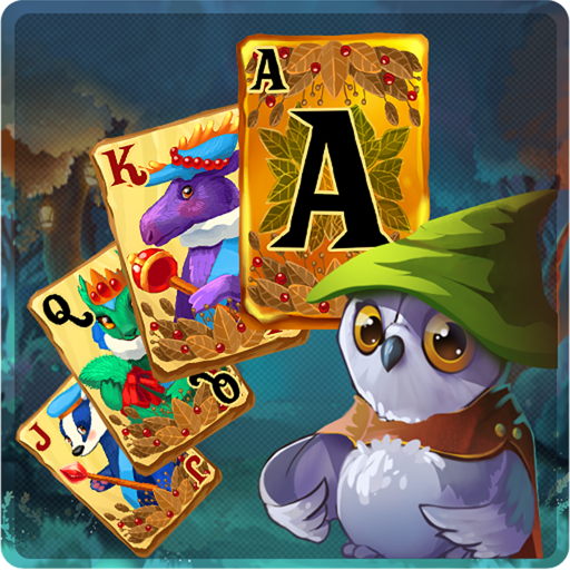 Solitaire Dream Forest - Free Solitaire Card Game (Free Card Games-solitaire)