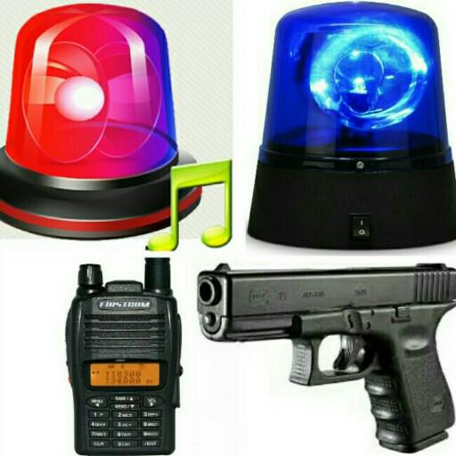 Police Siren App