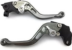 Hebel Kurz Aluminium Eloxiert 1 Paar Auto