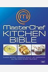 MasterChef Kitchen Bible Hardcover