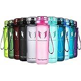Super Sparrow Trinkflasche - Tritan Wasserflasche - 350ml, 500ml, 750ml, 1000ml - BPA-frei - Ideale Sportflasche - Sport, Was