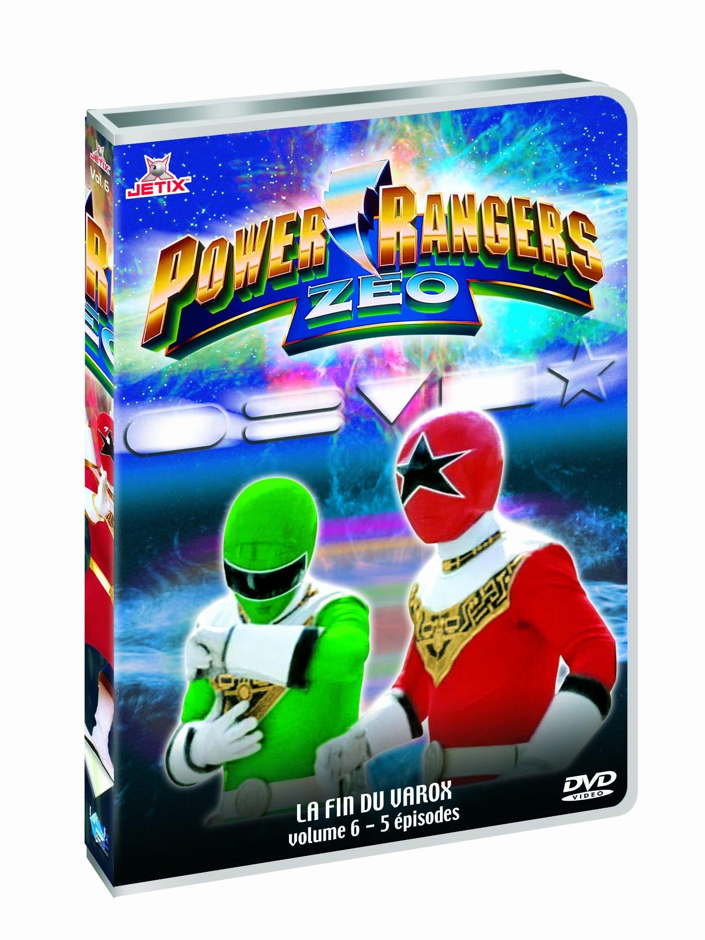 Power Rangers, Zeo - vol.6 [Edizione: Francia]