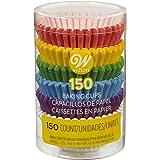 Wilton Mini-caissettes arc-en-ciel, acrylique, multicolore, 150 unité