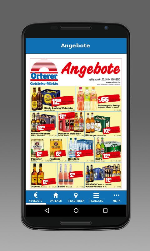Orterer Getränke: Amazon.de: Apps für Android