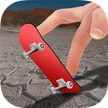 Fingerboard Desert Race