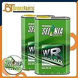 Selenia WR Forward - SAE 0W-30 0W30 Acea C2 - dieselmotoren Euro 6 - verpakking van 2 liter