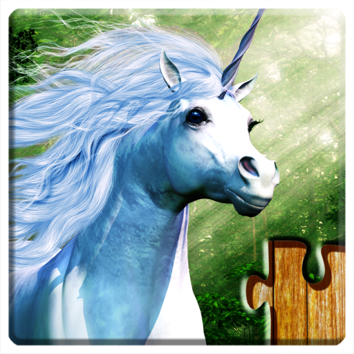 Boys Big Pony (Unicorns Jigsaw Puzzles for Kids - Free Trial Edition - Fun and Educational Unicorn Puzzle Game for Kids and Preschool Toddlers, Boys and Girls 2, 3, 4, or 5 Years Old)