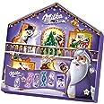 Milka Magic Mix Adventskalender 1 x 204g, Mix aus Milka Leckereien, Zwei zufällig ausgewählte Designs
