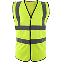 Blackrock Yellow High Visibility Waistcoat, EN20471, Class 2