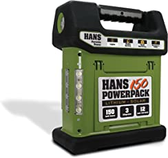 HANS PowerPack 150 Solar Home Electric System