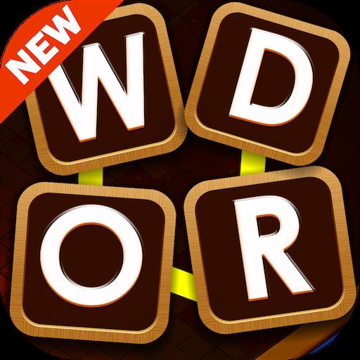 Wort-Verbindung: Wort-Puzzlespiel