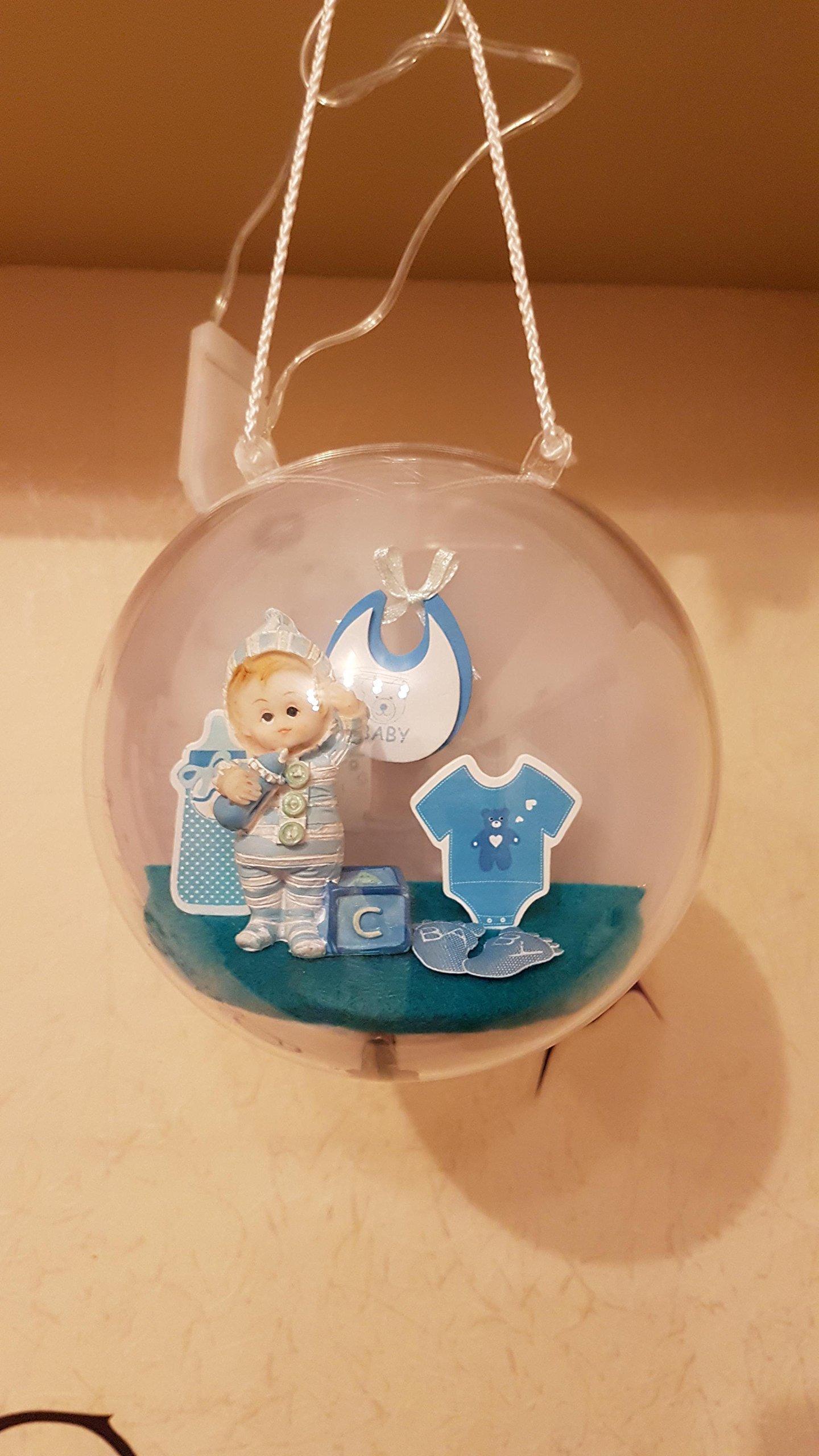 Beleuchtete Kugel Kinderkugel LED Babylicht 6