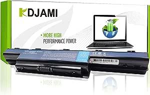 Kdjami Laptop Battery As10d31 As10d3e As10d41 As10d51 Computers Accessories