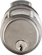 Europa Feather touch Bedroom Entrance press button cylindrical lock C120 SS