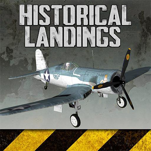 Historical Landings (Luftwaffe Wwii)