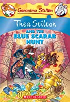 Thea Stilton #11: Thea Stilton & The Blue Scarab Hunt