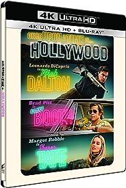 C'Era Una Volta... A Hollywood - Steelbook 4K Ultra Hd  (2 Blu Ray)