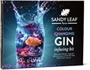 Colour Changing Gin Infusing Kit - Make a whopping Five Bottles of Your own Magically Colour Changing Gin - Amazing Gift for