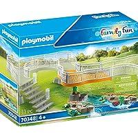 Playmobil Extension pour Parc Animalier Multicolor 70348