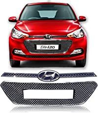 Auto Pearl Chrome Plated Front Grill for Hyundai i20 Elite