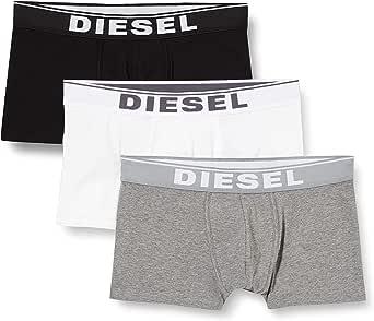 Diesel Men's UMBX-damienthreepack Boxer Briefs (Pack of 3)