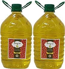 AweLiv Pomace Olive Oil - 5 LTR (Pack of 2)