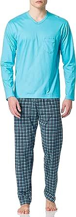 Calida Men's Relax Imprint Pyjamaset Pajama Set