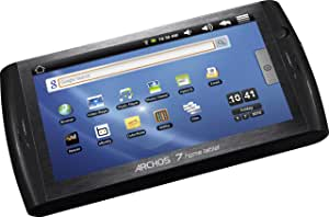 Archos 7 Home Tablet V2 8GB (17,8 cm (7 Zoll) Touchscreen TFT-Display, Android 2.1, Wifi) schwarz
