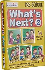 Creative Educational Aids 0686 What's Next - II