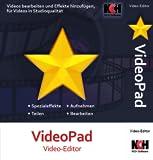 VideoPad Video-Editor kostenlos – Videobearbeitung und Video schneiden leicht gemacht [Download] [Download]