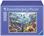 "Ravensburger Underwater Paradise 9000 Piece Jigsaw Puzzle for Adults "" Softclick Technology Means Pieces Fit Together..."