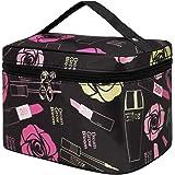 حقيبة مستحضرات التجميل المحمولة للنساء حقيبة سفر لطيفة حقيبة ماكياج متعددة الوظائف حقيبة ماكياج ، حقيبة أدوات الزينة حقائب ال