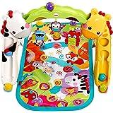 Fisher-Price CCB70 Palestrina 3-in-1 Cresci con Me, con 2 modalità Musicali, Luci Colorate e Oltre 10 attività e Giocattoli,