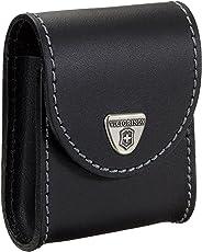 Victorinox 4.0521.XAVT Black Leather Belt Pouch