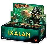Magic the Gathering MTG-XLN-BD-EN Kartenspiel-Ixalan Booster Display, 36 Packung