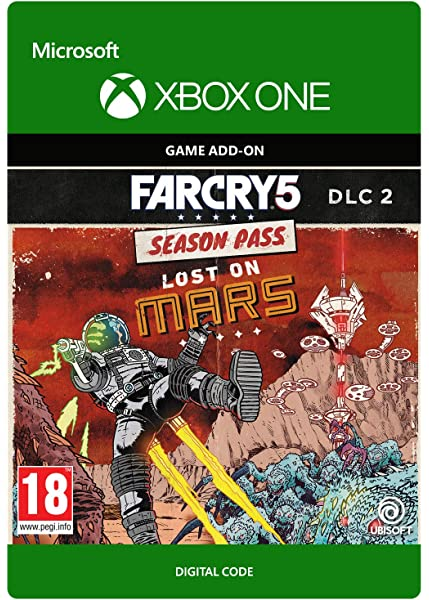 Far Cry 5 Lost On Mars Dlc Xbox One Download Code Amazon Co Uk Pc Video Games