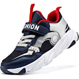Boys' Running Shoes Child Mesh Breathable Sneaker Athletic Girls Casual Trainers Indoor Court Shoes Unisex Kids