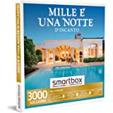 Smartbox - Mille e Una Notte d'Incanto Cofanetto Regalo Coppia, 1 o 2 Notti con Colazione o 1 Notte con Colazione e Cena o pe