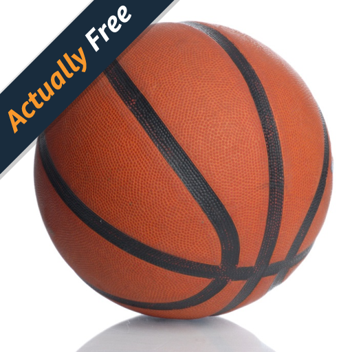 Basketball Scorebook with Shot Charts