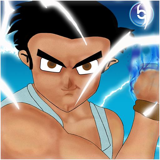 Kung Fu Street Fighter Night (Kung-fu-arcade-spiel)