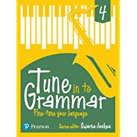 English Grammar Book, Tune in to Grammar, 9 -10 Years (Class 4), By Pearson
