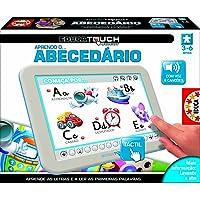Educa Touch – Tablette d'Apprentissage Abécédaire, en Portugais