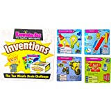 Popsugar Inventions and Inventors Flash Cards Memory Game | Learn about different inventions, inventors and its use