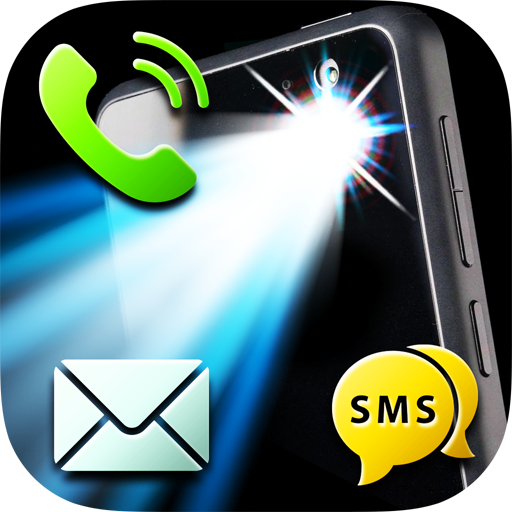 Strobe Batterie (LED Flash Alerts on Call & SMS)