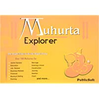 Muhurta Explorer - The right time to do the right thing- CD-ROM